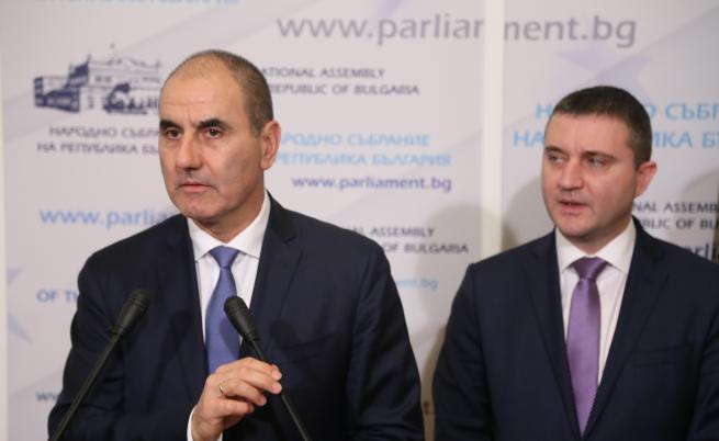 Цветанов: Разсрочване на дълговете на вероизповеданията