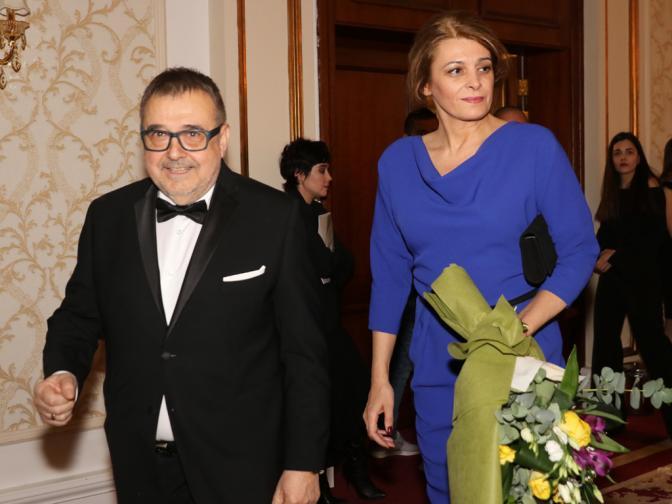 Деси Радева на годишните награди