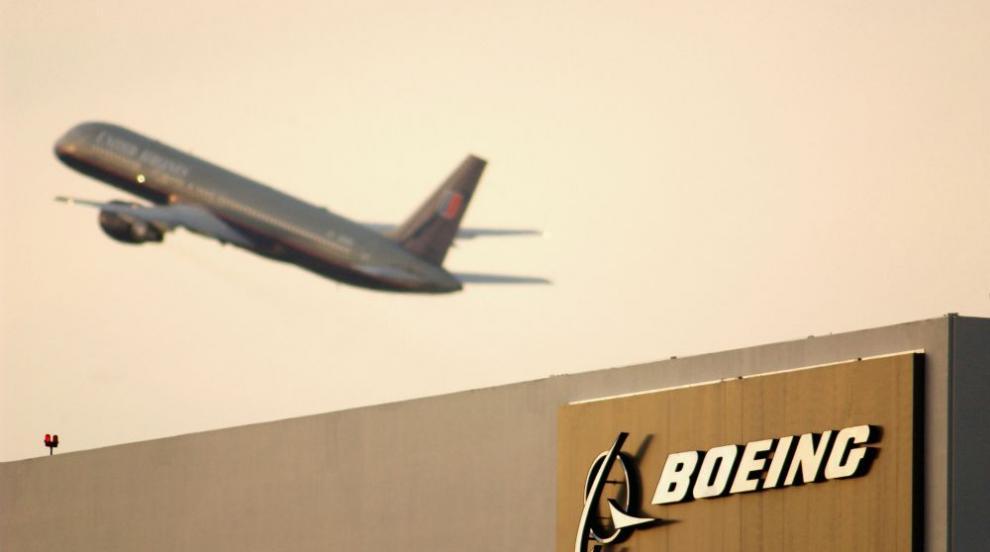 """От """"Боинг"""" планират тестов полет на модел 777Х тази седмица"""