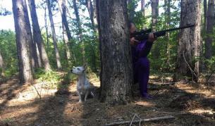 Кучето Пешо спасява живота на Господин Х