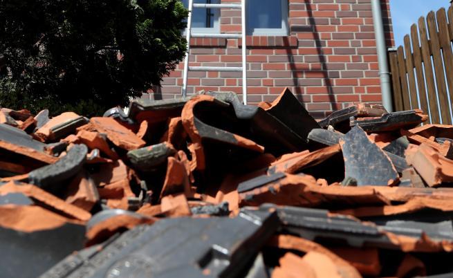 Страшно торнадо удари град в Германия