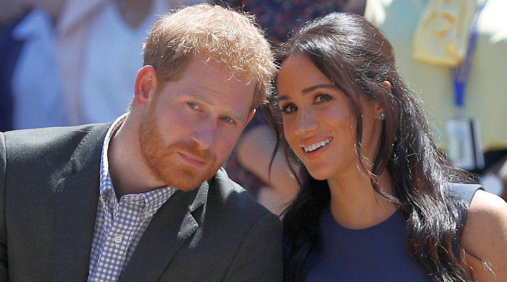 Принц Хари и Меган се местят в новия си дом след раждането на бебето