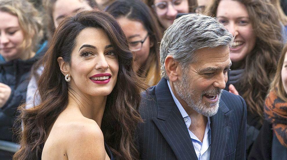 Джордж Клуни: Ако късметът ти се усмихне, трябва да го споделиш