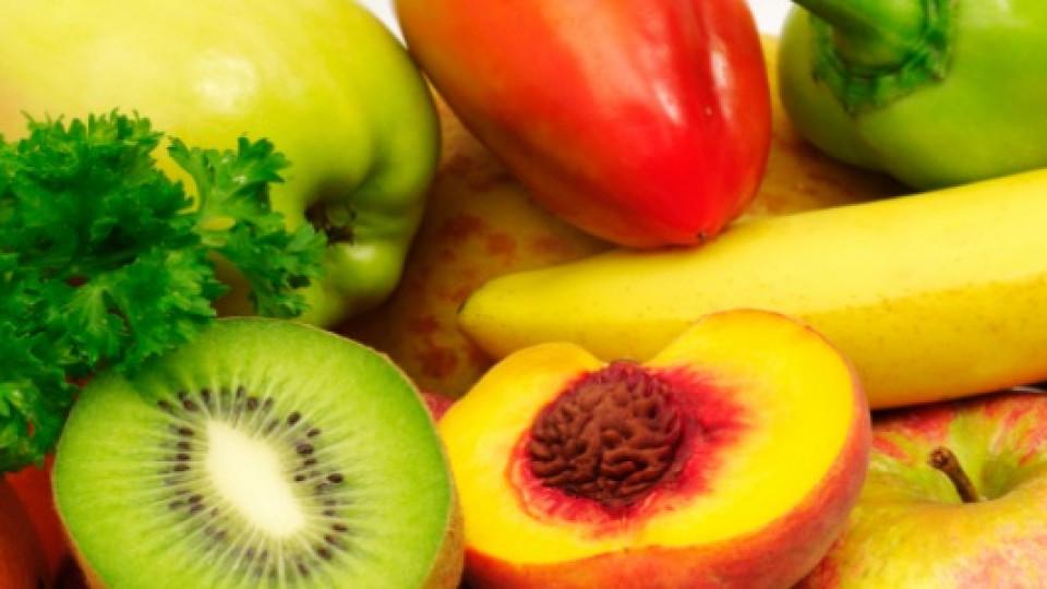 Плодовете и зеленчуците (и особено вакуумираните) са най-честата причина за хранително отравяне