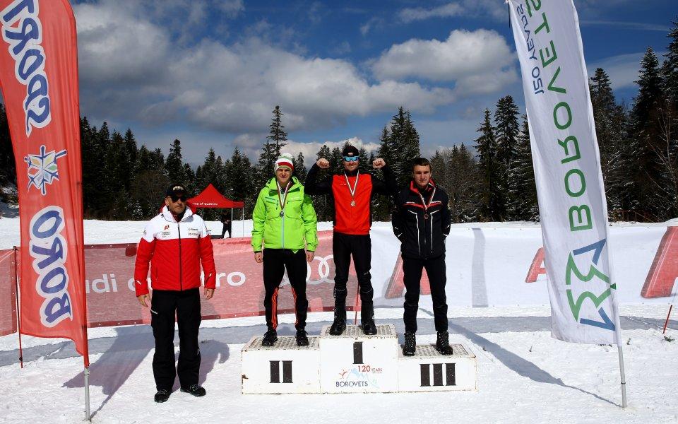 Цинзов и Григорова с нови титли от държавното по ски бягане