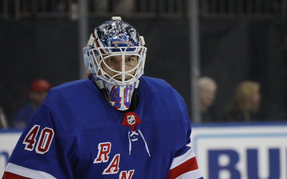 Александър Георгиев не успя да спре Калгари в НХЛ, резултати