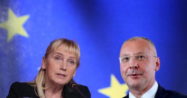 Елена Йончева ще води листата на БСП за България за