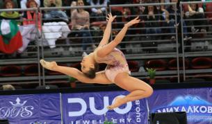 Катрин Тасева грабна златния медал в Гран При