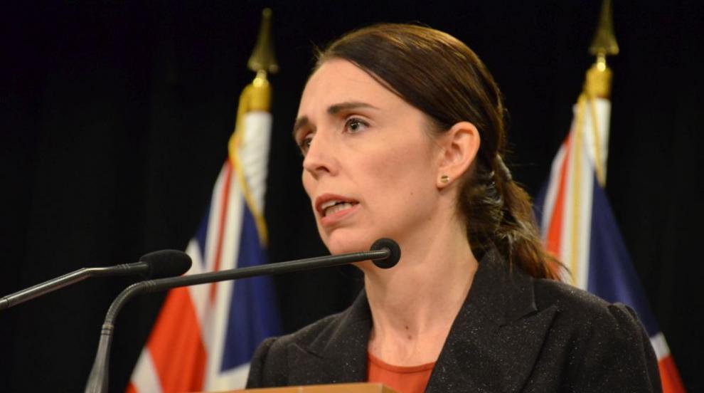 Новозеландската премиерка ще работи срещу известността на Брентън Тарант