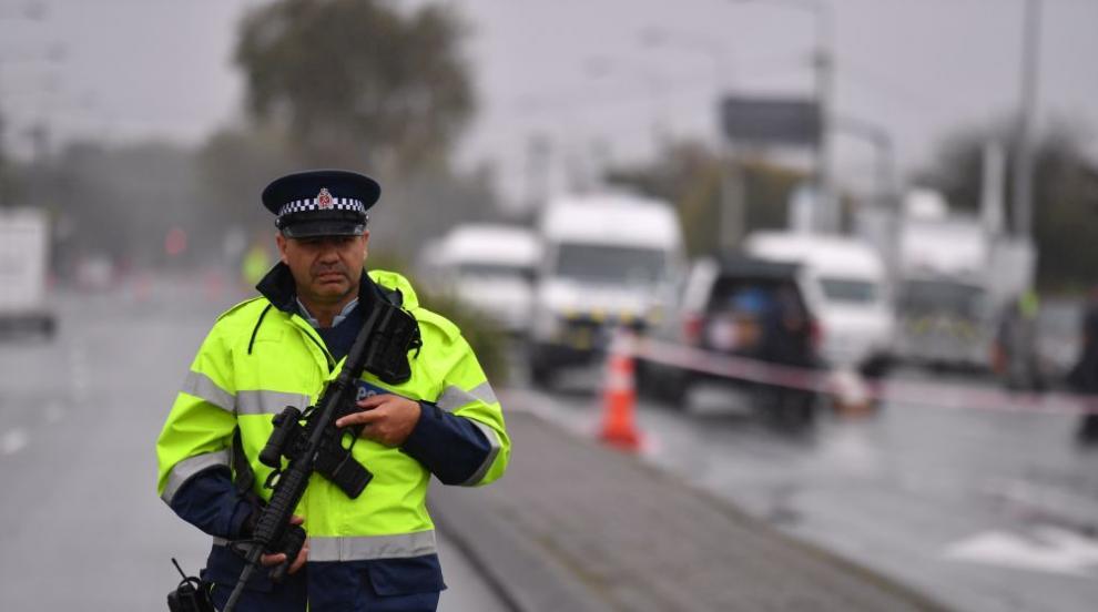 Стрелецът от Крайстчърч действал сам, смята новозеландската полиция