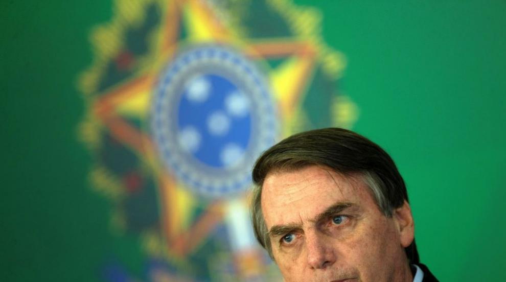 Бразилският президент пристигна на посещение в САЩ