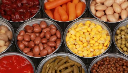 Как да готвим вкусно с храна от консерва