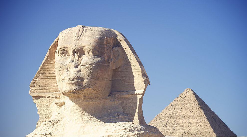 Разкриха защо древноегипетските статуи са с отчупени носове (ВИДЕО)