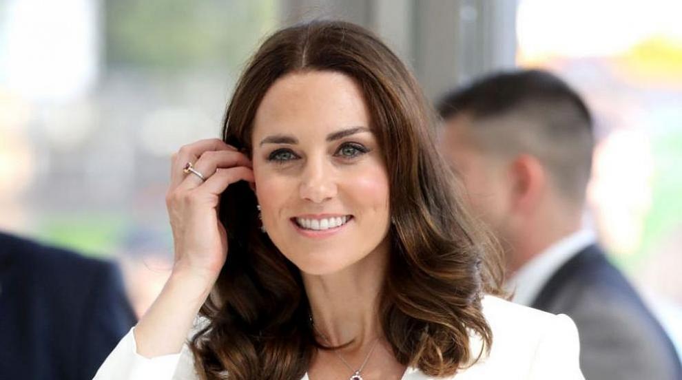 Диетата на херцогиня Кейт за перфектна фигура (ВИДЕО)