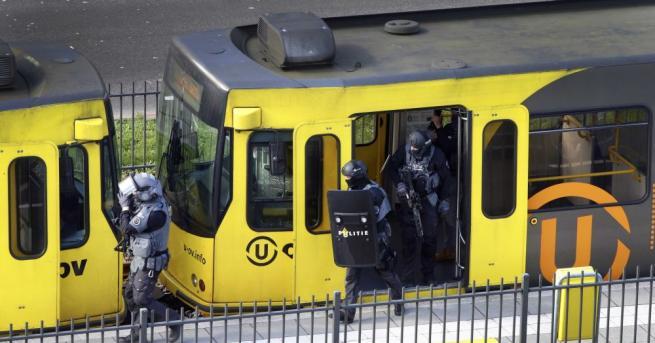 Холандският премиер Марк Рюте каза след днешната стрелба в Утрехт,