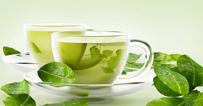 Учени от университета на Охайо установиха, че зеленият чай помага