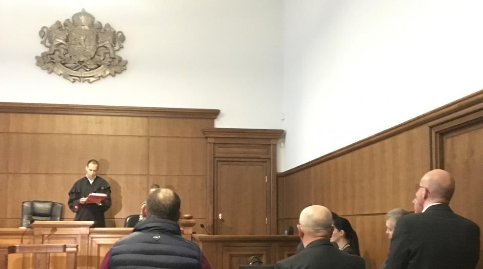 Три осъдителни присъди за източване на железниците