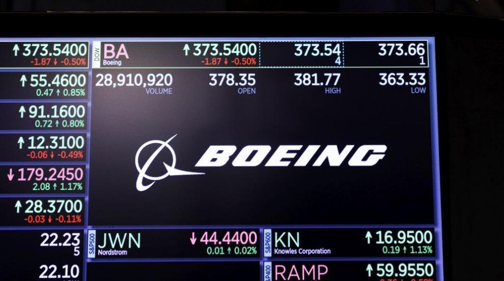 Boeing работи по безопасността на самолетите 737 MAX