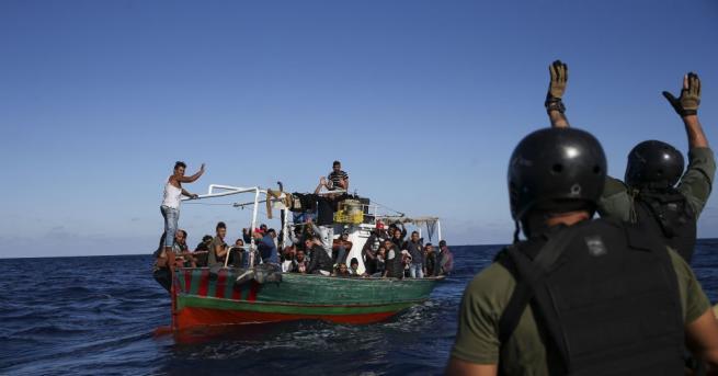 Италианският вицепремиер и министър на вътрешните работи Матео Салвини отправи