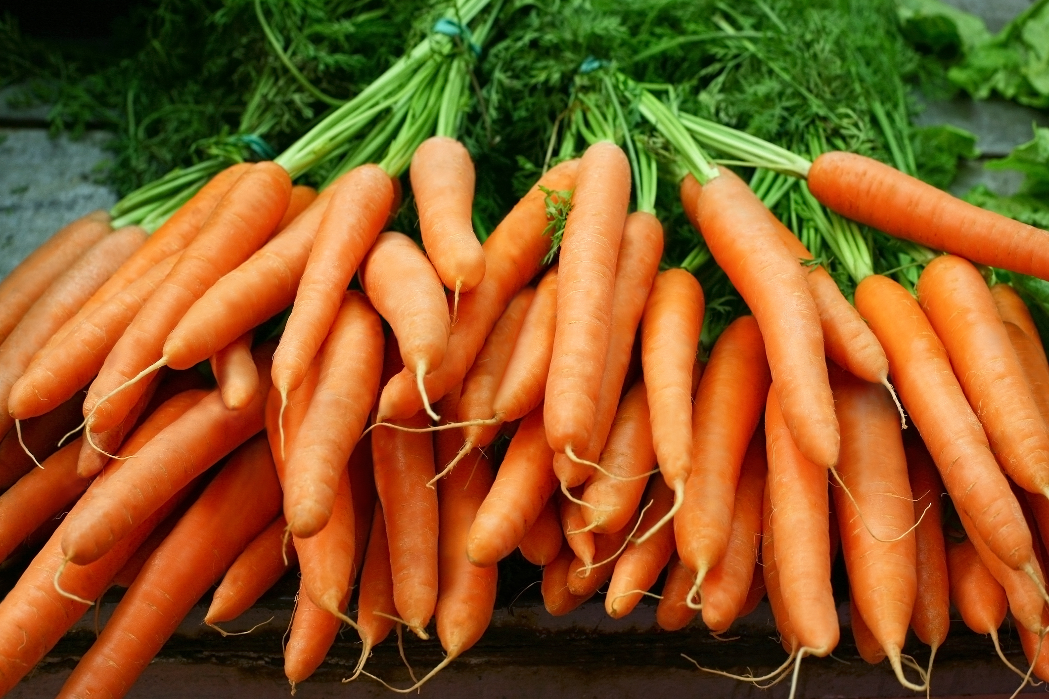 Моркови.<br /> Морковите са един от най-богатите източници на изключително полезния за очите бета-каротин.