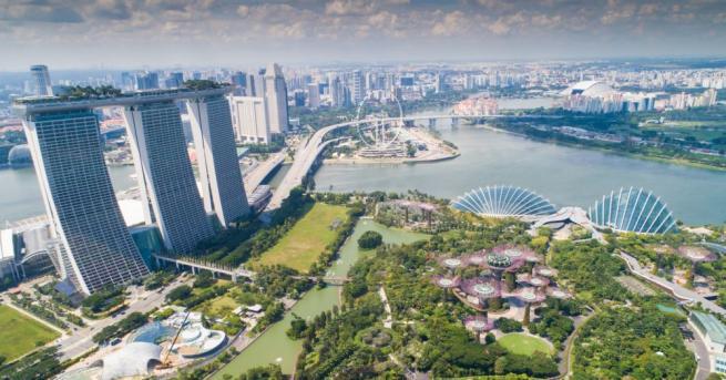 Правителството на Сингапур започна преоборудване на най-големия изложбен комплекс в