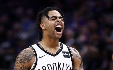 Бруклин със зрелищен обрат срещу Сакраменто в НБА