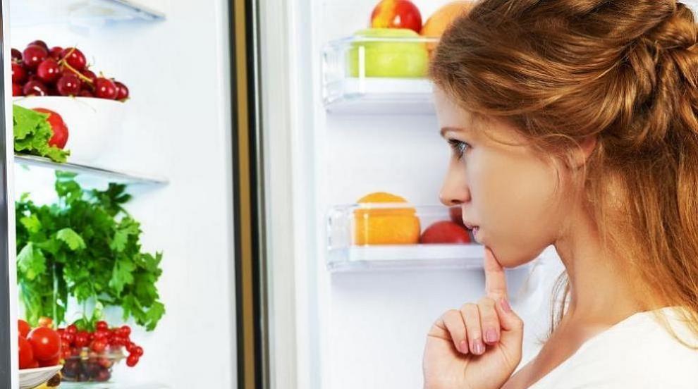 Ако искате да отслабнете, започнете от хладилника
