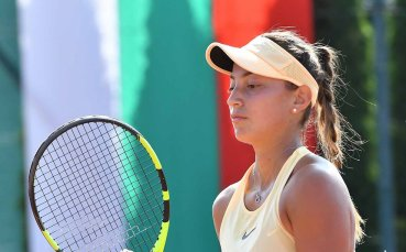 Аршинкова се класира за втория кръг на турнир по тенис в Тунис