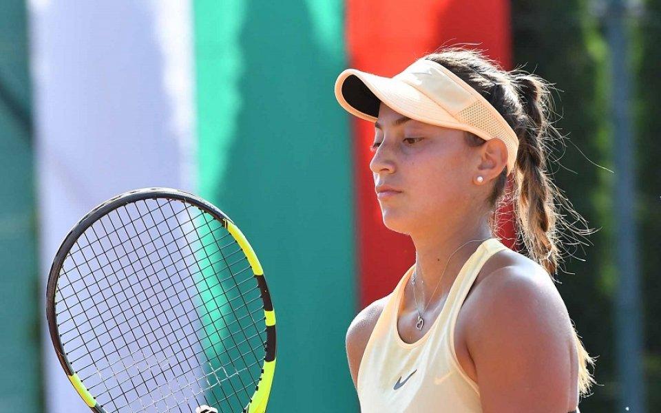 Аршинкова загуби само един гейм на старта в Сърбия