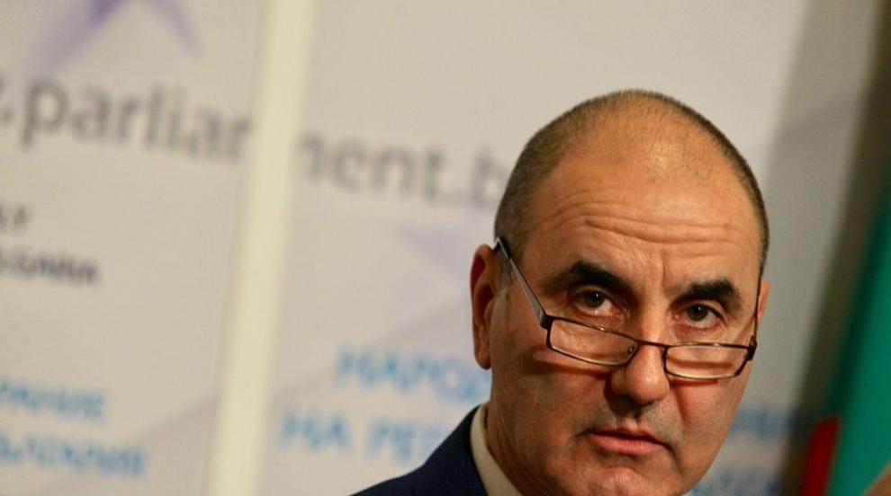 Цветан Цветанов определи новината за апартамента му като политическа атака
