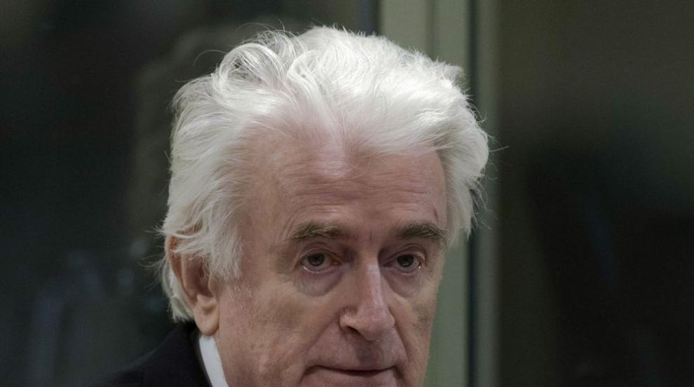 Осъдиха Радован Караджич на доживотен затвор (ВИДЕО)
