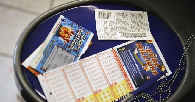 Жител на Великобритания спечели 71 млн. британски лири от лотарията