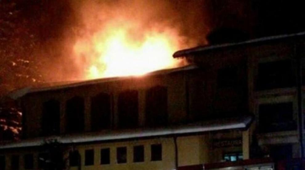 Възрастен мъж почина при пожар в Русе