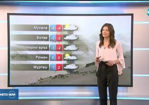 Прогноза за времето (21.03.2019 - обедна емисия)