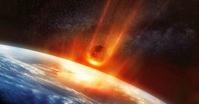 Огнена топка, прорязала небето над Лос Анджелис, предизвика оживление в