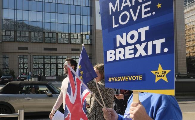 Шест милиона поискаха отмяна на Брекзит с подписка