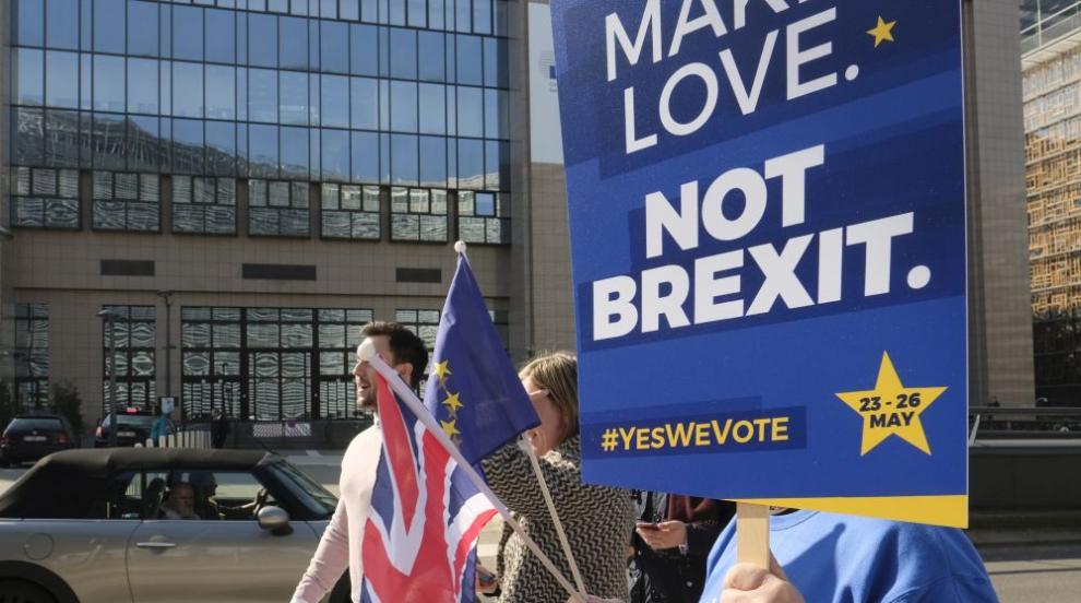 Един милион подкрепиха петицията за отмяна на Брекзит