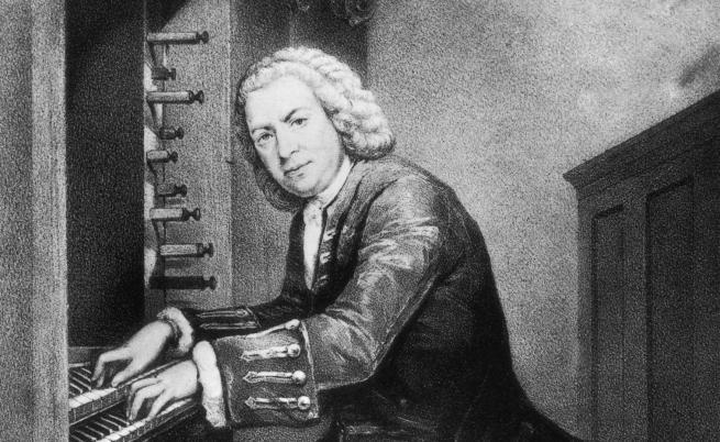 Йохан Себастиан Бах - един от най-великите гении в музиката