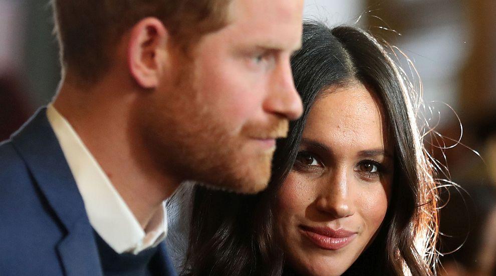 """Американските данъчни власти """"ще дебнат"""" кралското бебе на Хари и Меган"""