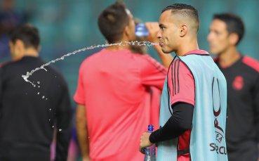 Бенфика е близо до привличането на нападател на Реал