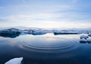 Необичайни трусове в Антарктида