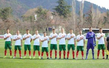 България U18 с победа и във втората контрола срещу Украйна