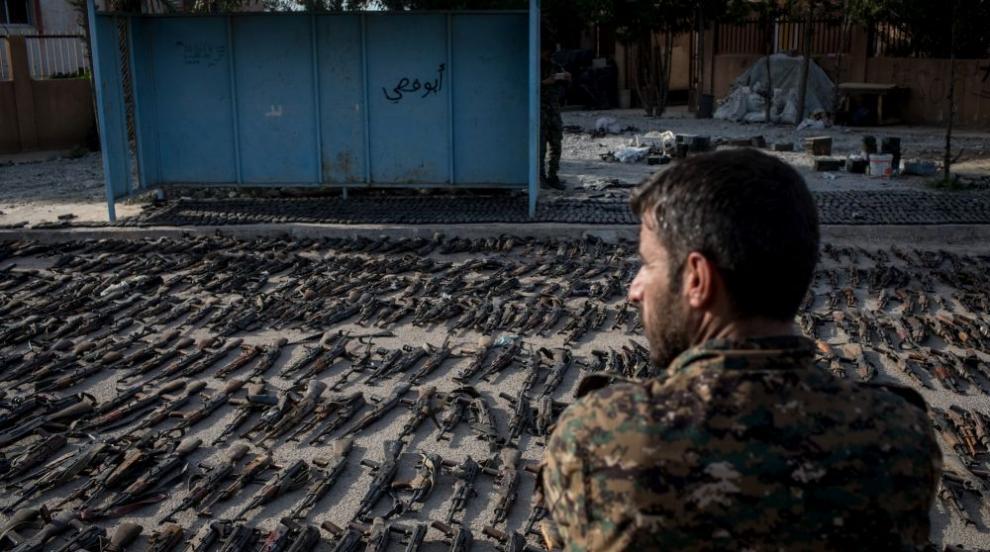 Капитулира Багуз - последното гнездо на съпротива в Сирия на ИД (СНИМКИ)