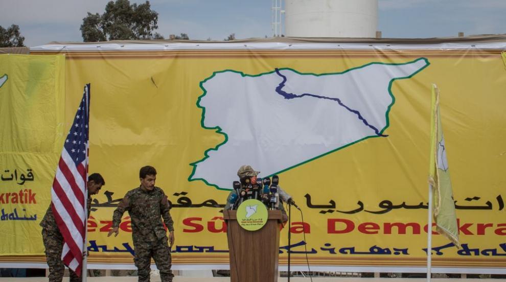 """Правителствата в Европа приветстваха разгрома на """"Ислямска държава"""""""
