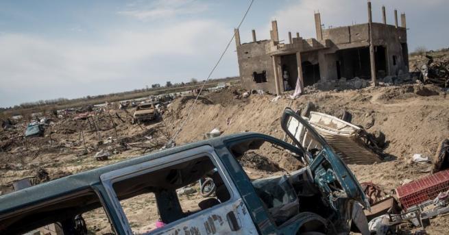 САЩ виждат признаци, че сирийското правителство може да използва химическо