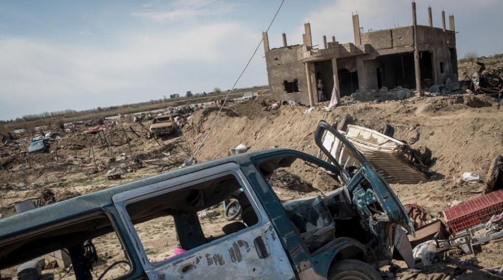 САЩ със съмнения за употреба на химическо оръжие от сирийското правителство