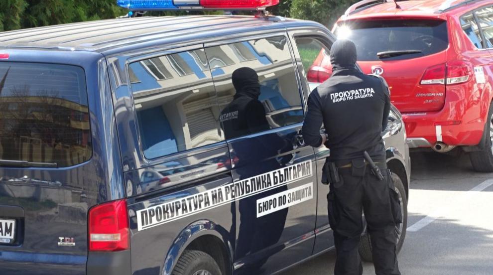 Антимафиоти влязоха в полицията в Благоевград, разследват дознател (СНИМКИ)