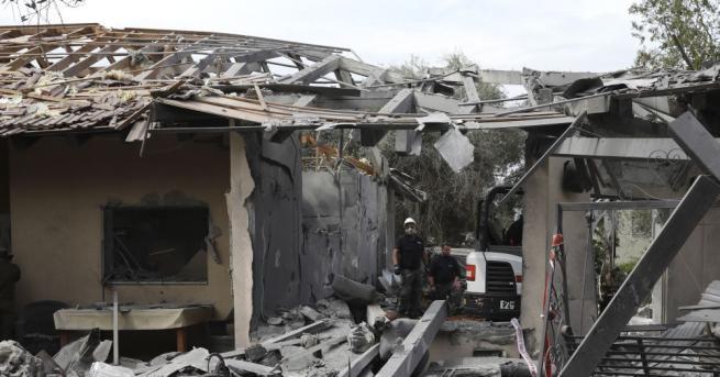 Палестинското движение Хамас отрече да еизвършило ракетния обстрел от ивицата
