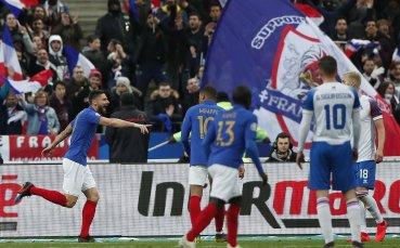 Франция с втори успех, Жиру със сериозно постижение