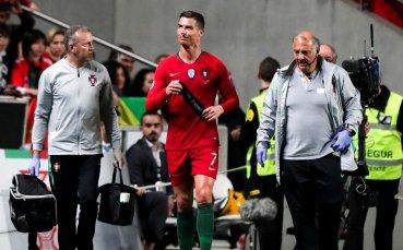Роналдо: Ще се върна след една или две седмици